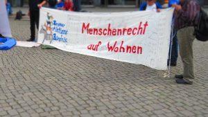 Die Bremer Klagemauer - Wohnungsnot. Armut. Soziale Ungerechtigkeit