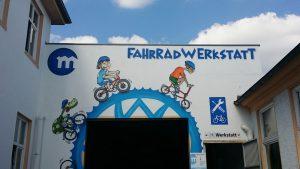 Fahrradwerkstatt in Hemelingen