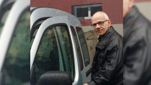 Interview mit Dieter Groß aus dem Fahrdienst vom Arbeiter Samariter Bund