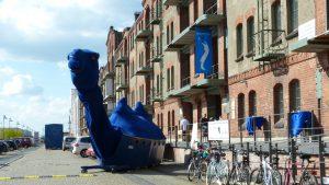 Das Blauhaus-Projekt