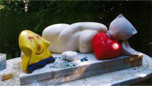 Skulpturen Projekt - Inklusion in Form gebracht?