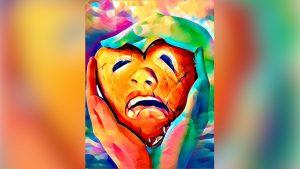Einbuße der Kunsttherapie
