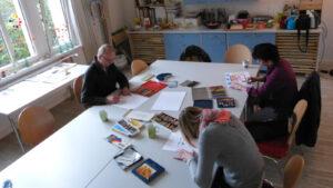 Kunsttherapie - ein Interview mit dem  Kunsttherapeuten Stephan Jürgens