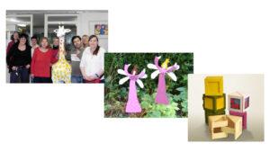 Werkatelier Paljano / Arbeit und Beschäftigung - Kunsttherapie