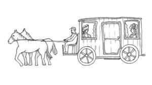Von der Pferdebahn zur Straßenbahn